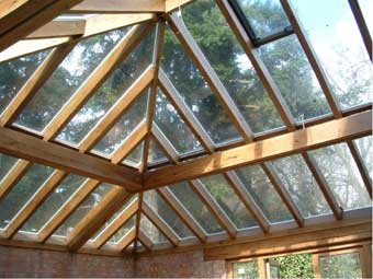 Pitch Timber Roof Framing Carpenter Hersham Walton On